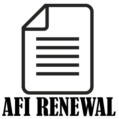 AFI Renewal